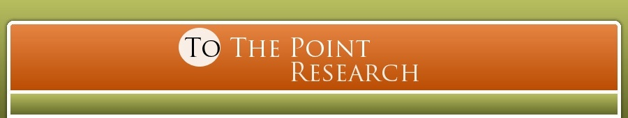 To The Point Research logo (in page header)